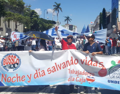 Bicentenario: aboliendo las libertades democráticas y destruyendo el estado social