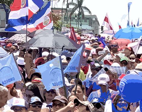 Criminalización de la protesta: golpe a la democracia participativa