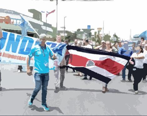 UNDECA llama a rebelarse contra las políticas del Gobierno y jerarcas de la Caja
