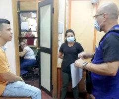 Trabajadores del Hospital Calderón Guardia también dicen sí a la defensa de sus derechos