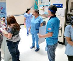 Trabajadoras y trabajadores del Hospital de la Mujer ya firmaron… ¿y vos?