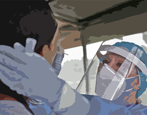 ¡Cuando los trabajadores de la salud están en riesgo, el pueblo está en peligro!