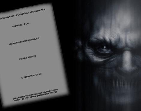 "BUSSCO- UNDECA- ANDE contra ""Frankenstein"" de Empleo Público"