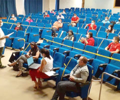 UNDECA hoy en reunión negociación con funcionarios de REDES Hospital San Rafael de Alajuela