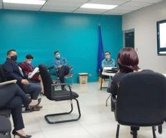 UNDECA atiende negociación en Hospital San Carlos