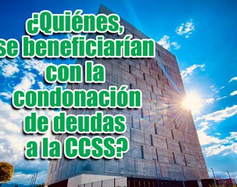UNDECA exige transparencia en proyecto que condona deudas de la CCSS