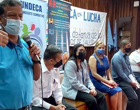 Logran condiciones para mejorar servicios a los asegurados Clínica Dr. Marcial Fallas Díaz en Desamparados